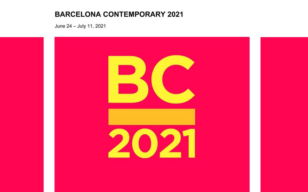 Barcellona Contemporary 2021